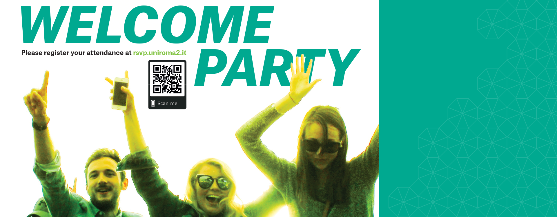 Students Welcome Party 2018