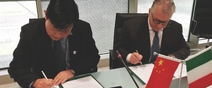 Tor Vergata signs new PhD agreements with China's University of Soochow