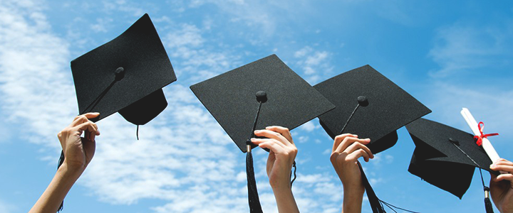 Coronavirus Update 10: Graduation sessions online