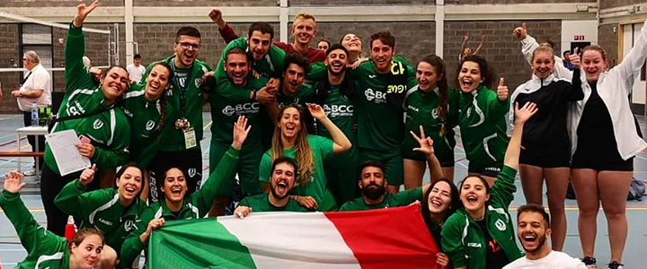 CUS Tor Vergata grabs gold at the 2019 PCU University Games