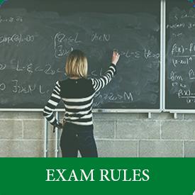 exam-rules