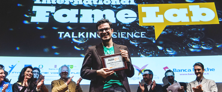 FameLab 2019: Rome Selections
