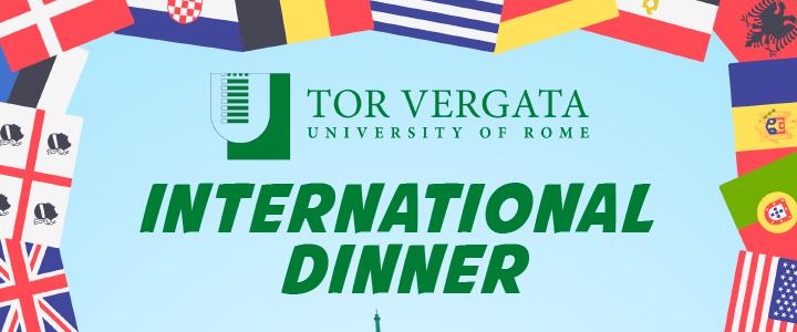 International Dinner 2018