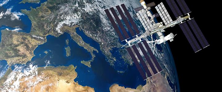 Tor Vergata on board the International Space Station