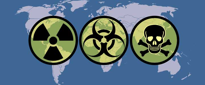 Protection Against CBRNe Events