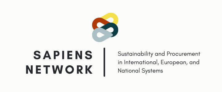 Sustainable Public Procurement Project SAPIENS Network Awarded €3.9 million by EU Research Agency
