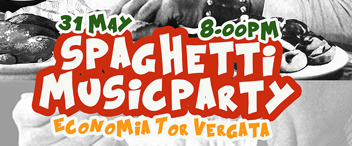 Spaghetti Music Party 2017