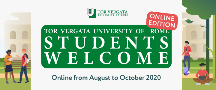 UTV Students Welcome 2020/21 Online Edition