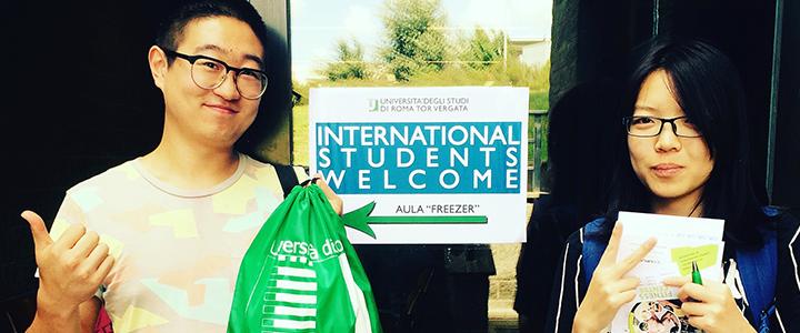 Study in China | Tor Vergata University of Rome