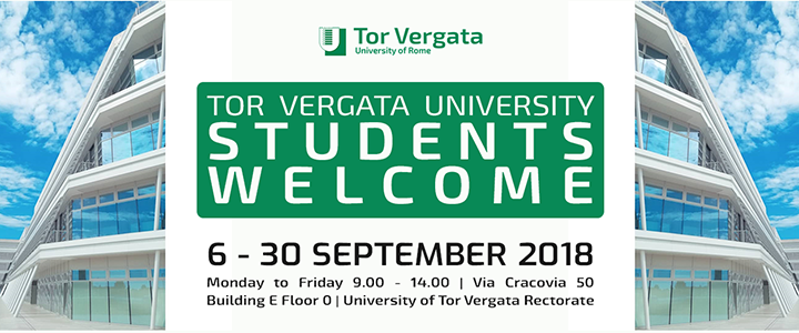 Students Welcome 2018