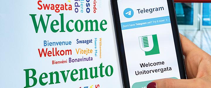 UniTorVergata Telegram